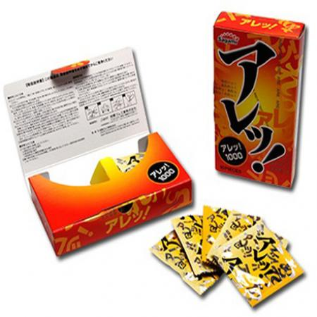 Phân phối 3 hộp bao cao su Sagami Super Dots One Stage