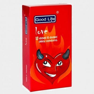 Phân phối 4 HỘP GOOD LIFE - LOVE