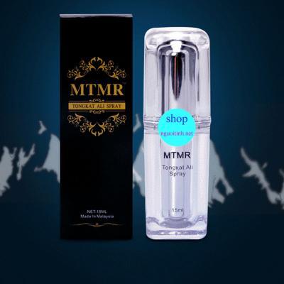 Phân phối Chai MTMR cao cấp xịt kéo dài thời gian