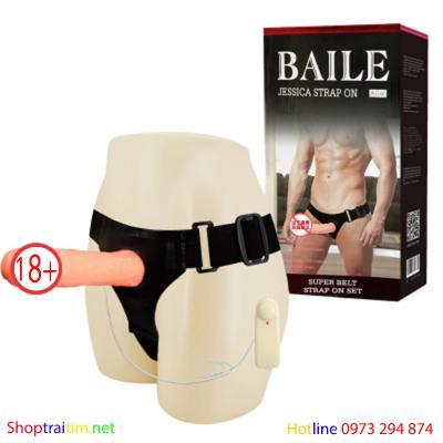 Dương vật dây đeo Baile siêu khủng cao cấp
