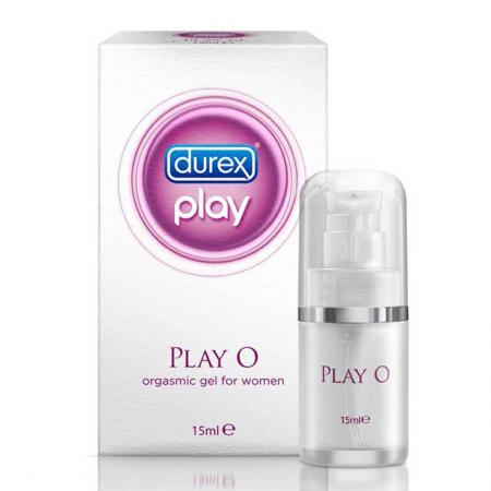 Phân phối Gel Bôi Trơn Durex PlayO