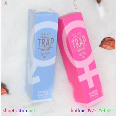 Sexy Trap-Nước Hoa Bẫy Tình Cho Nam Và Nữ