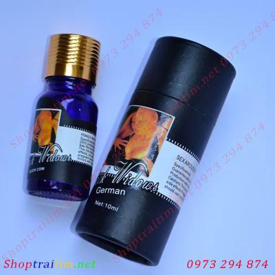 Thuốc kích dục nữ Black Windows cao cấp Đức