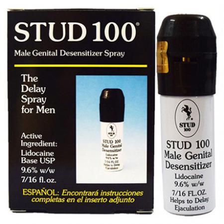 Thuốc xịt STUD 100 kéo dài quan hệ